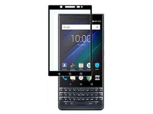 محافظ صفحه نمایش شیشه ای بلک بری Full Glass Screen Protector BlackBerry KEY2 LE