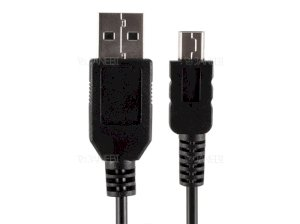 کابل مینی یو اس بی Mini USB Cable 1.15M