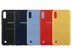 قاب محافظ سیلیکونی Samsung Galaxy A10/M10 Silicone Case