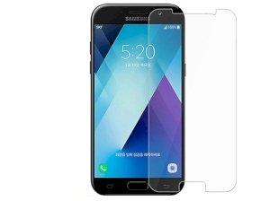 محافظ صفحه نمایش شیشه ای سامسونگ Glass Screen Protector Samsung Galaxy A3 2017