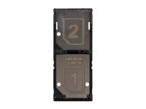خشاب سیمکارت دو سیم سونی Sony Xperia C3 Dual Sim Card Slot