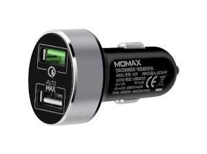 شارژر فندکی دو پورت سریع مومکس Momax UC9 Fast Car Charger