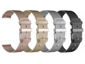 بند فلزی ساعت هوشمند سامسونگ Samsung Gear S3 Mesh Metal Band