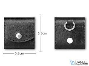 کیف چرمی ایرپاد G-Case Leather Case Airpods
