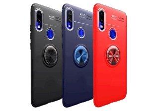 قاب ژله ای حلقه دار شیائومی Becation Finger Ring Case Xiaomi Redmi 7