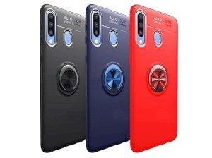 قاب ژله ای حلقه دار سامسونگ  Becation Finger Ring Case Samsung Galaxy M30