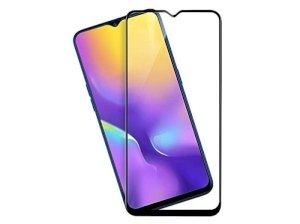 محافظ صفحه نمایش شیشه ای تمام چسب سامسونگ Nixo Full Glue Glass Samsung Galaxy M30