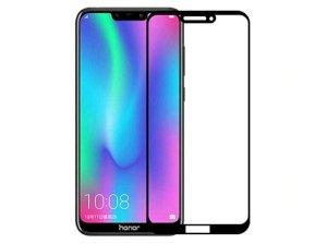 محافظ صفحه نمایش شیشه ای تمام چسب هواوی Nixo Full Glue Glass Huawei Honor 8C