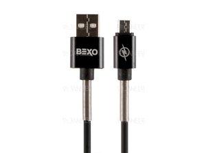 کابل شارژ میکرو یو اس بی بکسو Bexo B-004 Micro USB Cable 1m