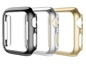 قاب محافظ اپل واچ Coteetci PC Plating Case Apple Watch4 40mm