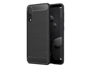 محافظ ژله ای هواوی Carbon Fibre Case Huawei P20