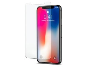 محافظ صفحه نمایش اسپیگن آیفون Spigen Screen Protector GLAS.tR Slim HD Apple iPhone XS MAX