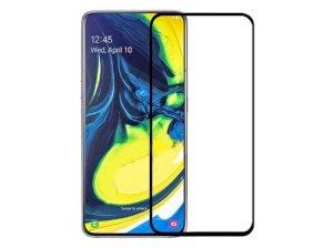 محافظ صفحه نمایش شیشه ای سامسونگ Full Glass Screen Protector Samsung Galaxy A80/A90
