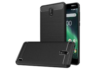 محافظ ژله ای نوکیا Carbon Fibre Case Nokia 2