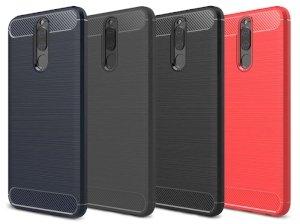 محافظ ژله ای هواوی Carbon Fibre Case Huawei Mate 10 Lite