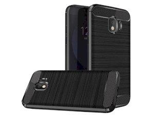 محافظ ژله ای سامسونگ Carbon Fibre Case Samsung Galaxy J4