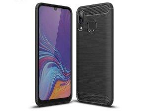 محافظ ژله ای سامسونگ Carbon Fibre Case Samsung Galaxy A40