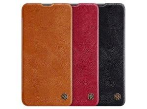 کیف چرمی نیلکین هواوی Nillkin Qin Leather Case Huawei Honor 20