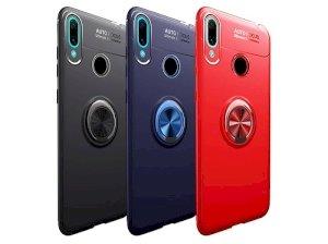 قاب ژله ای حلقه دار هواوی Becation Finger Ring Case Huawei Y7 Prime 2019
