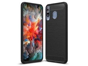 محافظ ژله ای سامسونگ Carbon Fibre Case Samsung Galaxy M30