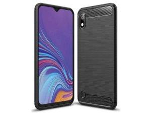 محافظ ژله ای سامسونگ Carbon Fibre Case Samsung Galaxy A10