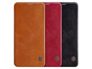 کیف چرمی نیلکین سامسونگ Nillkin Qin leather case Samsung Galaxy A60