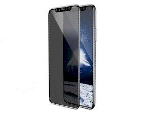 محافظ صفحه نمایش شیشه ای حفظ حریم شخصی بیسوس آیفون Baseus Anti-Peeping Privacy Glass Film Apple iPhone X/XS