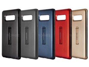 استند کاور سامسونگ Standing Cover Samsung Galaxy Note 8