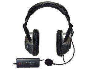 هدست فراسو Farassoo Pro Vibrator Stereo Headset FHD-960
