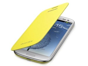 فیلیپ کاور Samsung Galaxy S3 Yellow