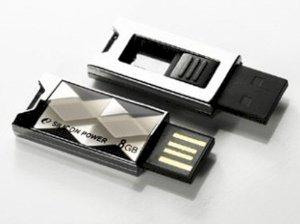 فلش مموری سیلیکون پاور Silicon Power Touch 850 8GB