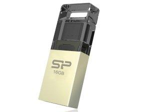 فلش مموری سیلیکون پاور Silicon Power X10 Mobile OTG 16GB
