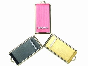 فلش مموری کینگ مکس Kingmax UD02 4GB