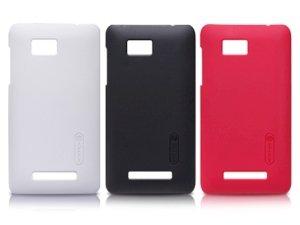 قاب محافظ نیلکین اچ تی سی Nillkin Frosted Shield Case HTC Desire 400