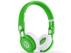 هدفون میکسر بیتس الکترونیکز Beats Dr.Dre Mixr David Guetta Green