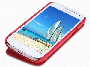 کیف چرمی مدل01 Samsung Galaxy S4 Mini مارک Nillkin
