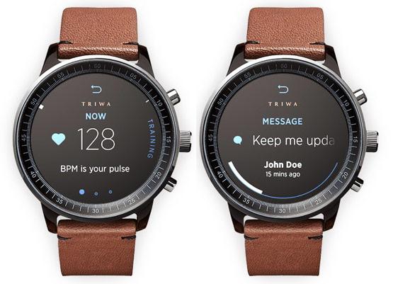 ساعت هوشمند اپل ممکن است دارای صفحه نمایش گرد باشد