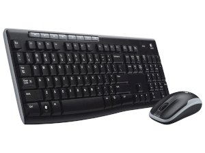 موس و کیبورد لاجیتک Logitech Wireless MK260