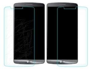 محافظ صفحه نمایش شیشه ای نیلکین ال جی Nillkin H+ Glass LG G3