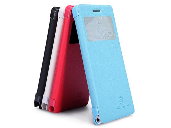کیف چرمی Huawei Ascend G6