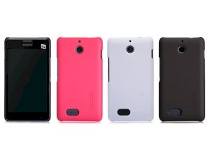 قاب محافظ نیلکین سونی Nillkin Frosted Shield Case Sony Xperia E1