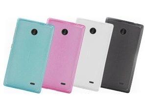 محافظ ژله ای Nokia X