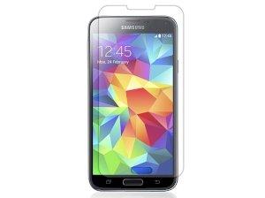 محافظ صفحه نمایش شیشه ای سامسونگ Glass Screen Protector Samsung Galaxy S5 Mini