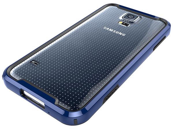 بامپر ژله ای Samsung Galaxy S5
