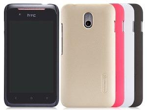 قاب محافظ نیلکین اچ تی سی Nillkin Frosted Shield Case HTC Desire 210