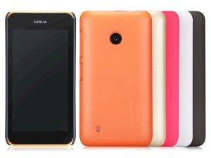 قاب محافظ نیلکین نوکیا Nillkin Frosted Shield Case Nokia Lumia 530