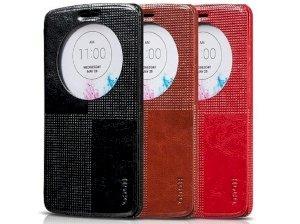 کیف چرمی LG G3 مارک Hoco