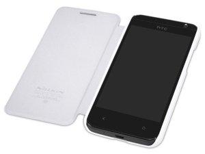 کیف نیلکین اچ تی سی Nillkin Sparkle Case HTC Desire 300