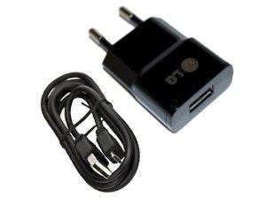 شارژر اصلی گوشی ال جی LG Charger SC0600LGA