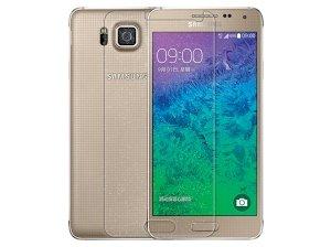 محافظ صفحه نمایش شیشه ای Samsung Galaxy Alpha مارک Baseus